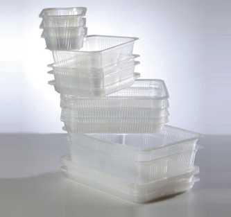 Embalagens para microondas
